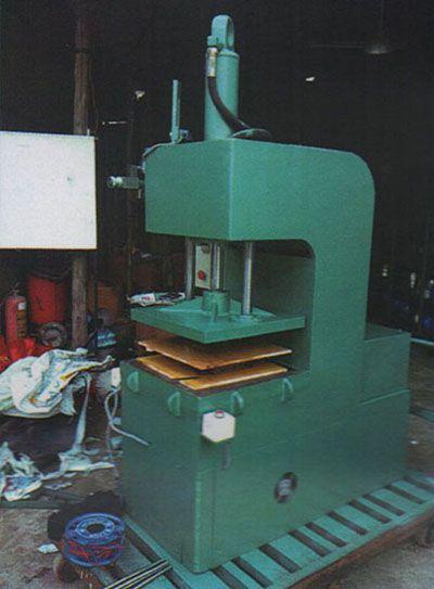 máy ép nhiệt vải