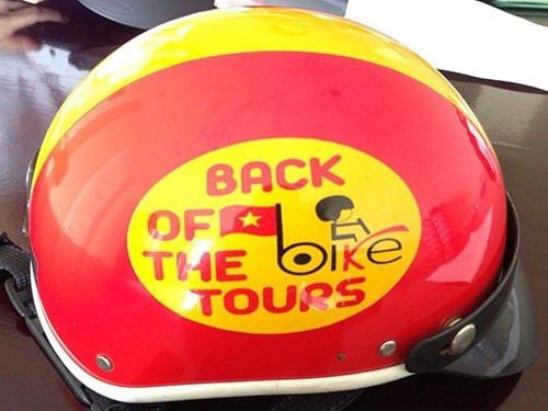 BACK OF THE BIKE TOUR